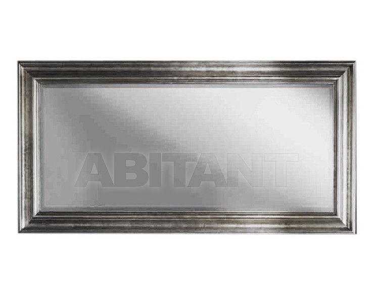 Купить Зеркало настенное GIULIACASA By Vaccari International Gli Specchi Di Alice 1 0 7 0 argento