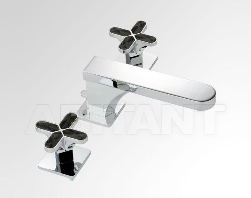 Купить Смеситель для раковины THG Bathroom A6L.151 Profil Lalique black crystal