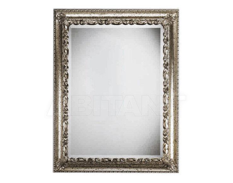 Купить Зеркало настенное Vaccari International Gli Specchi Di Alice 1 4 2 0 argento