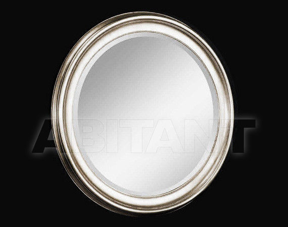 Купить Зеркало настенное GIULIACASA By Vaccari International Gli Specchi Di Alice 1 5 6 1 argento