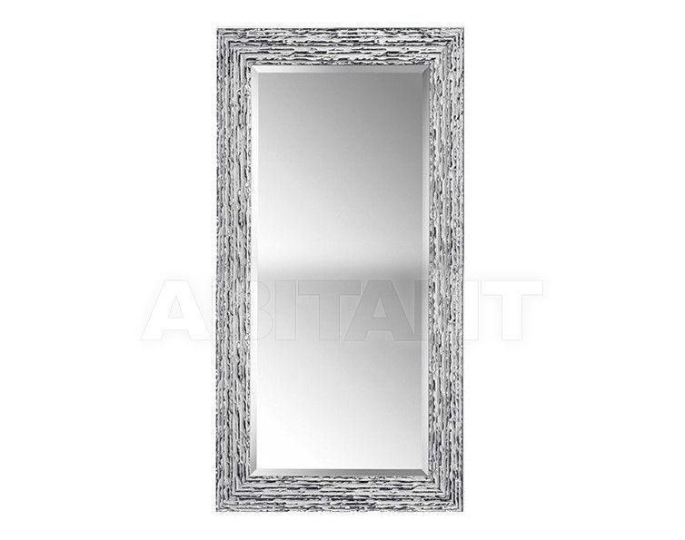 Купить Зеркало настенное GIULIACASA By Vaccari International Gli Specchi Di Alice 1 7 5 0 argento