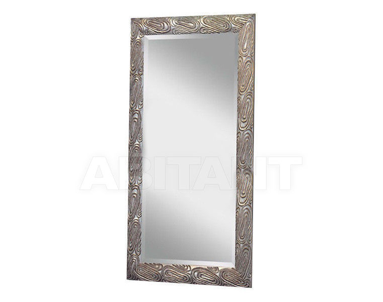 Купить Зеркало настенное GIULIACASA By Vaccari International Gli Specchi Di Alice 1 8 5 0 argento
