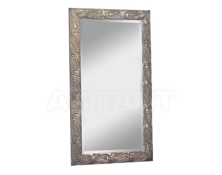 Купить Зеркало настенное GIULIACASA By Vaccari International Gli Specchi Di Alice 1 8 5 1 argento