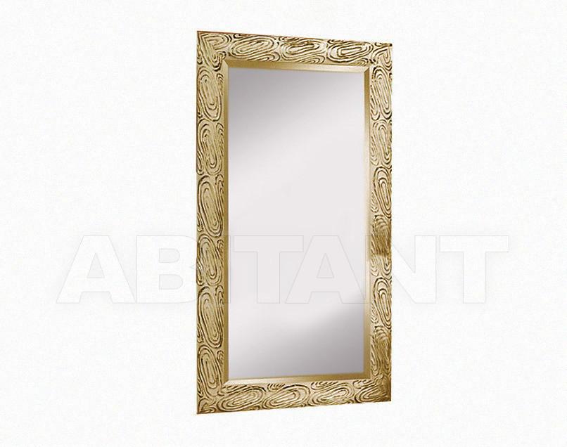 Купить Зеркало настенное Vaccari International Gli Specchi Di Alice 1 8 5 1 oro