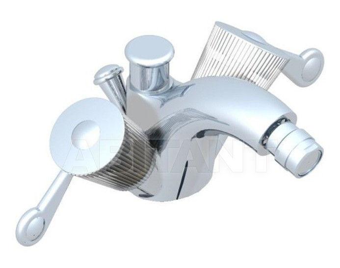 Купить Смеситель для биде THG Bathroom U3D.3205/202 Bagatelle cristal with lever