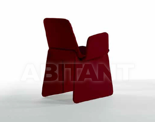 Купить Стул с подлокотниками Viccarbe Viccarbe 2013 LT-1 red