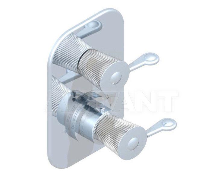 Купить Смеситель термостатический THG Bathroom U3D.5300B Bagatelle cristal with lever