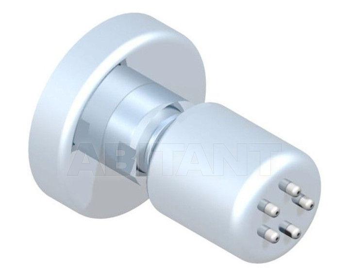 Купить Лейка душевая настенная THG Bathroom U3D.290/B Bagatelle cristal with lever