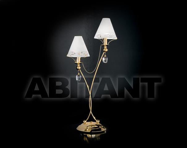 Купить Лампа настольная IDL Export Luce Da Vivere Living Lighting 397/2L
