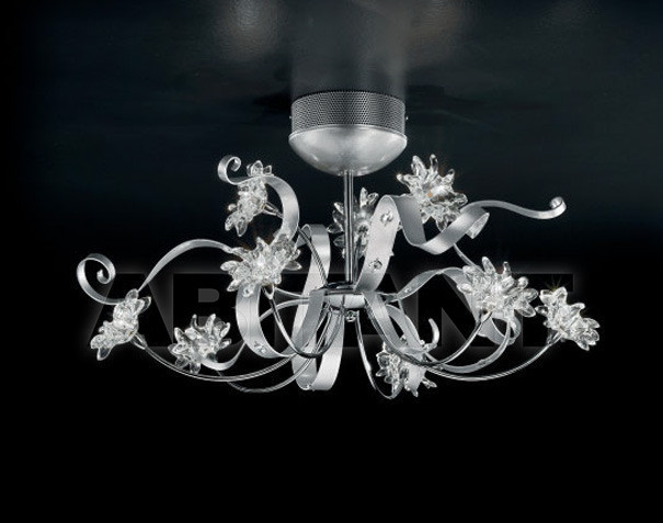 Купить Люстра IDL Export Luce Da Vivere Living Lighting 374/6+3PF