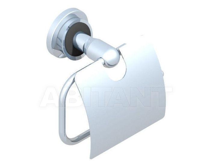 Купить Держатель для туалетной бумаги THG Bathroom U3E.538AC Bagatelle black stone