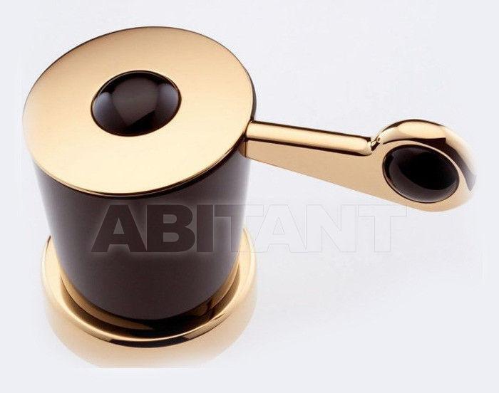 Купить Вентиль THG Bathroom U3F.36/H Bagatelle black stone with lever