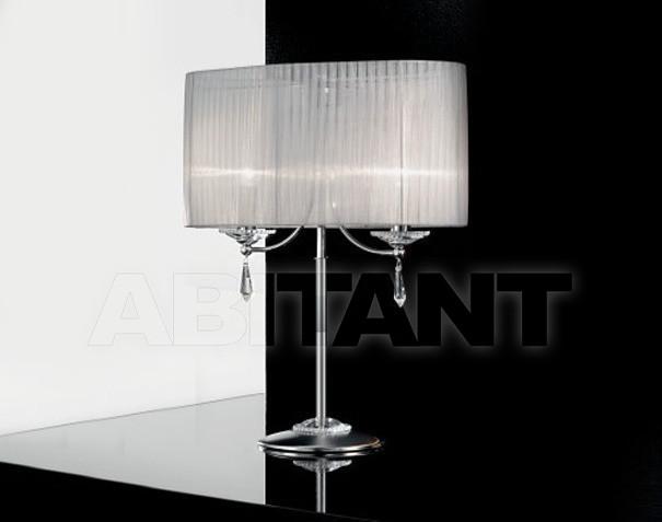 Купить Лампа настольная IDL Export Luce Da Vivere Living Lighting 9027/2L