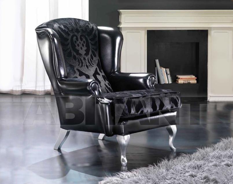 Купить Кресло Gold Confort Maggie Maggie POLTRONE black