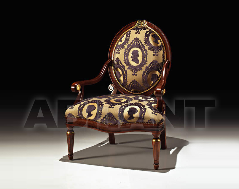 Купить Кресло Bakokko Group Sedie E Divani 1729/A