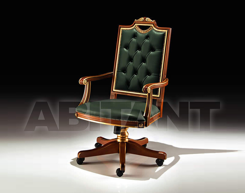 Купить Кресло для кабинета Bakokko Group Sedie E Divani 8089/A