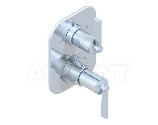 Купить Смеситель термостатический THG Bathroom G2U.5500B Faubourg metal with lever