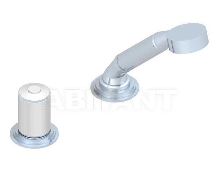 Купить Смеситель для ванны THG Bathroom G2K.6532/60A Faubourg white porcelain