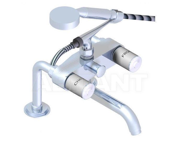 Купить Смеситель для ванны THG Bathroom G2K.13G Faubourg white porcelain