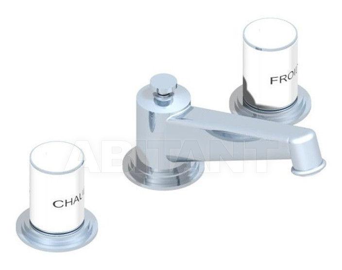 Купить Смеситель для раковины THG Bathroom G2K.152M Faubourg white porcelain