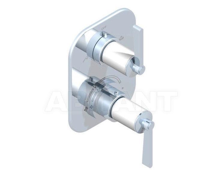 Купить Смеситель термостатический THG Bathroom G2J.5500B Faubourg white porcelain with lever