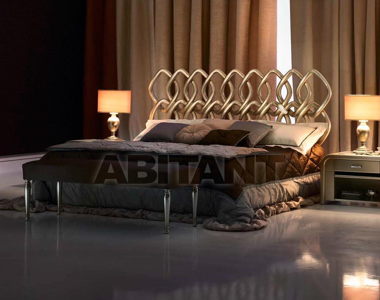 Купить Кровать Paolo Lucchetta & C. snc Nicole BD.047.01