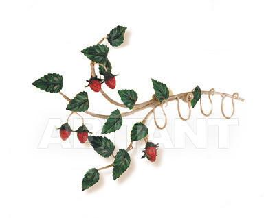 Купить Вешалка настенная Passeri International Frutta 6360/4
