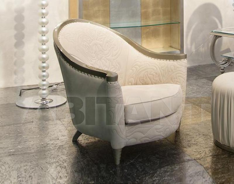 Купить Кресло Margot Mantellassi  Casa Gioiello Margot Poltrona