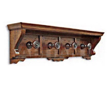 Купить Вешалка настенная Tiferno Mobili Cantico Ligneo 1742