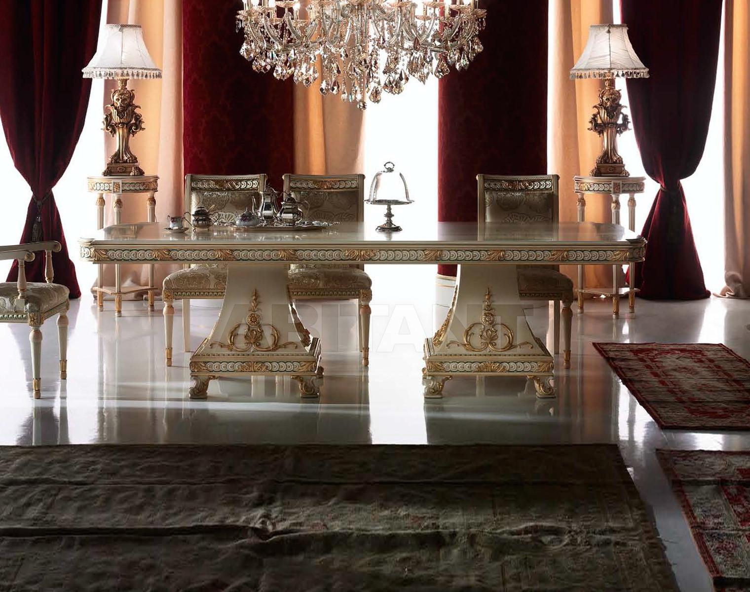 Купить Стол обеденный Paolo Lucchetta & C. snc Tanya PT.069.01