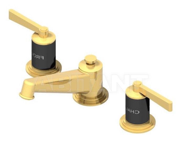 Купить Смеситель для раковины THG Bathroom G2M.152M Faubourg black porcelain with lever