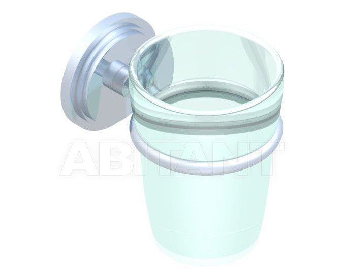 Купить Стаканодержатель THG Bathroom G2M.536 Faubourg black porcelain with lever