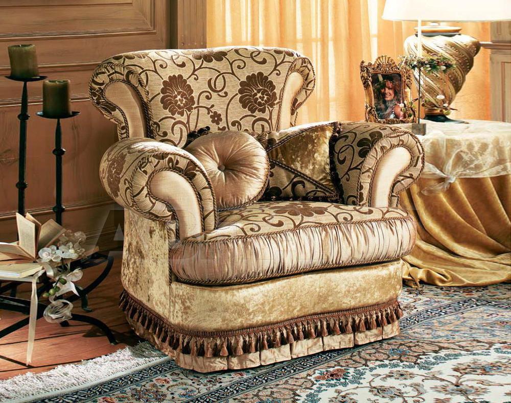 Купить Кресло Cleo Elle Salotti International srl Romantic Collezione 2009 Cleo POLTRONA