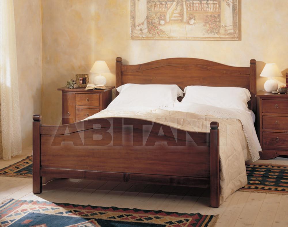 Купить Кровать Tiferno Mobili Cantico Ligneo 2910
