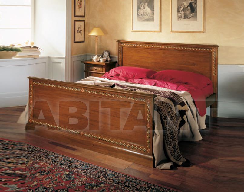 Купить Кровать Tiferno Mobili Cantico Ligneo 2914