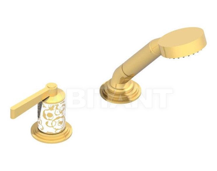 Купить Смеситель для ванны THG Bathroom G2P.6532/60A Froufrou with lever