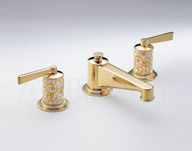 Купить Смеситель для раковины THG Bathroom G2P.151 Froufrou with lever