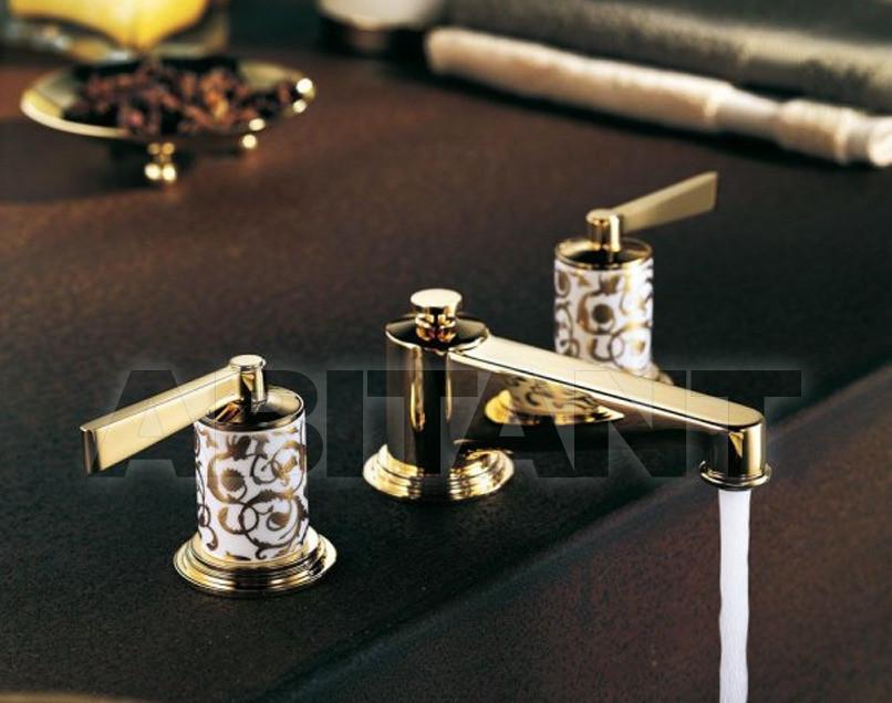 Купить Смеситель для раковины THG Bathroom G2P.151M Froufrou with lever