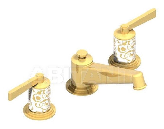 Купить Смеситель для раковины THG Bathroom G2P.152M Froufrou with lever