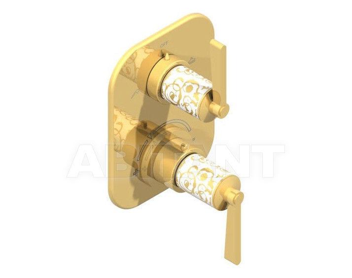 Купить Смеситель термостатический THG Bathroom G2P.5500B Froufrou with lever