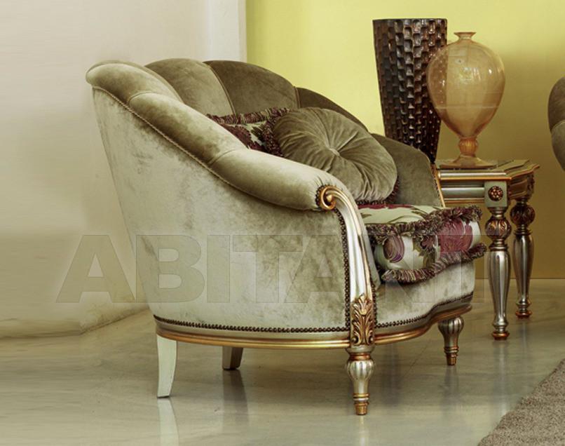 Купить Кресло Pigoli Salotti Glamour OLYMPIA Poltrona