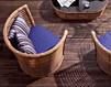 Кресло для террасы Varaschin spa Outdoor 1950 Современный / Скандинавский / Модерн