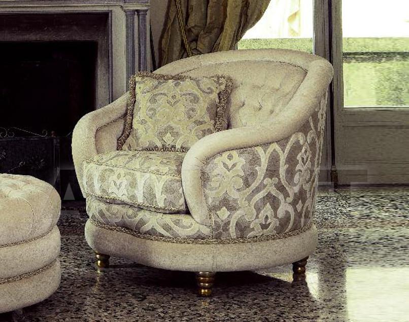 Купить Кресло Pigoli Salotti Glamour AIRONE Poltrona