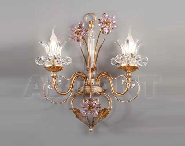 Купить Светильник настенный Passeri International Cristallo 8395/2