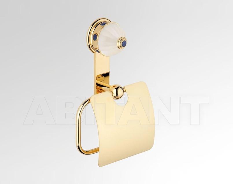 Купить Держатель для туалетной бумаги THG Bathroom A1K.538AC Amboise Lapis Lazuli