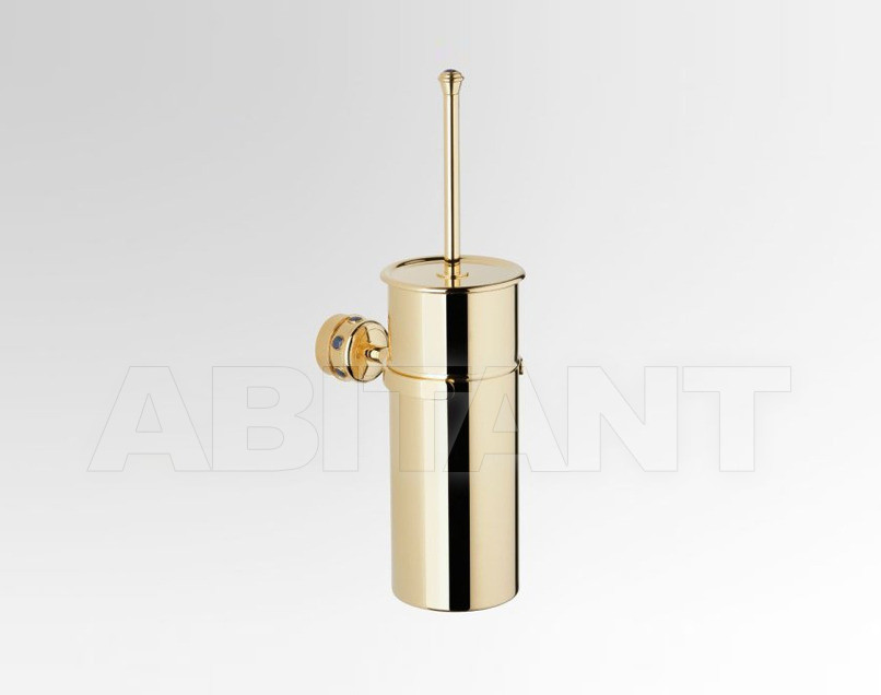 Купить Щетка для туалета THG Bathroom A1K.4720C Amboise Lapis Lazuli
