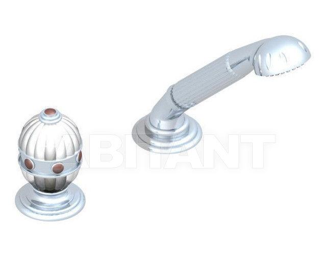Купить Смеситель для ванны THG Bathroom A1L.6532/60A Amboise red Jasper