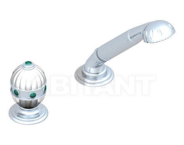 Купить Смеситель для ванны THG Bathroom  A1J.6532/60A Amboise Malachite