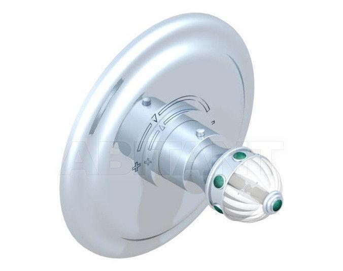 Купить Смеситель термостатический THG Bathroom A1J.5100BR Amboise Malachite