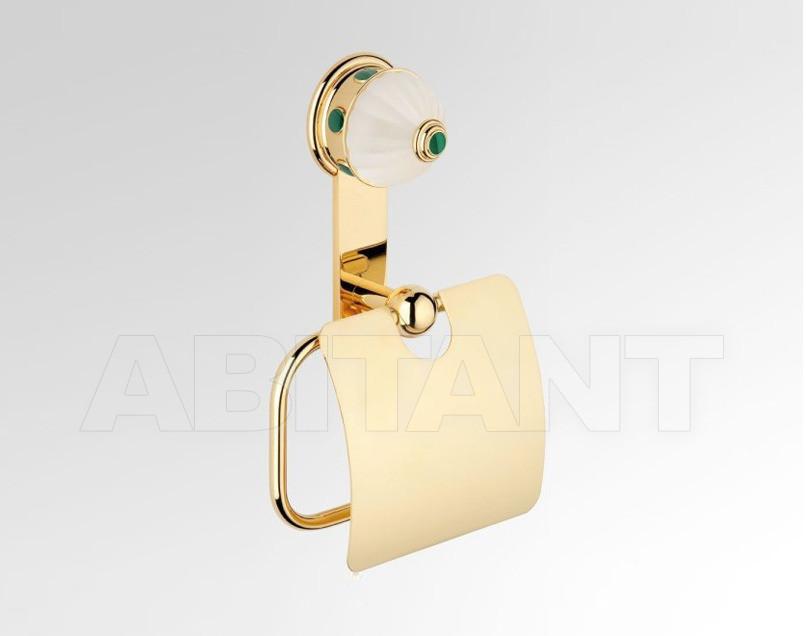 Купить Держатель для туалетной бумаги THG Bathroom A1J.538AC Amboise Malachite
